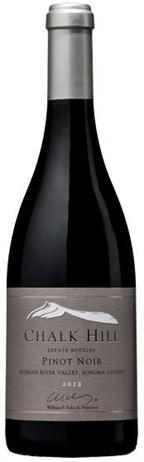 Chalk Hill Pinot Noir Estate